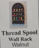 1:12 Dollhouse Miniature Thread Spool Wall Rack Kit DI FS513