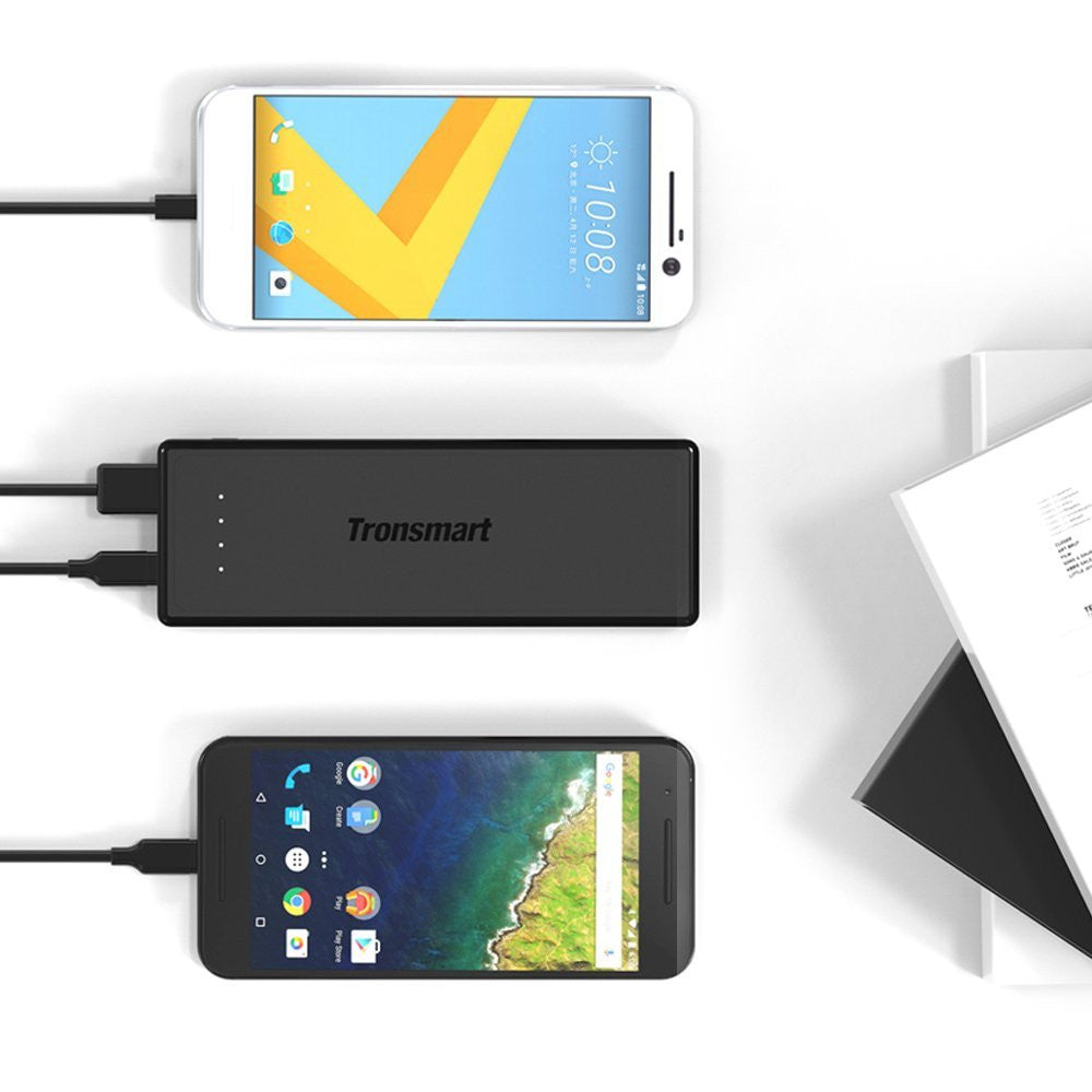PDABase brings in Quick Charge 3.0 USB Type C Tronsmart Presto powerbank to Malaysia