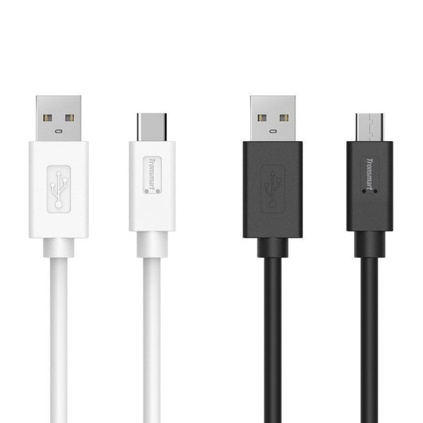 Tronsmart CC04P USB-C to USB-A Cable (2 x 3.3ft cable)