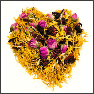 Heart and Soul Premium Loose Tea By Rumi Tea
