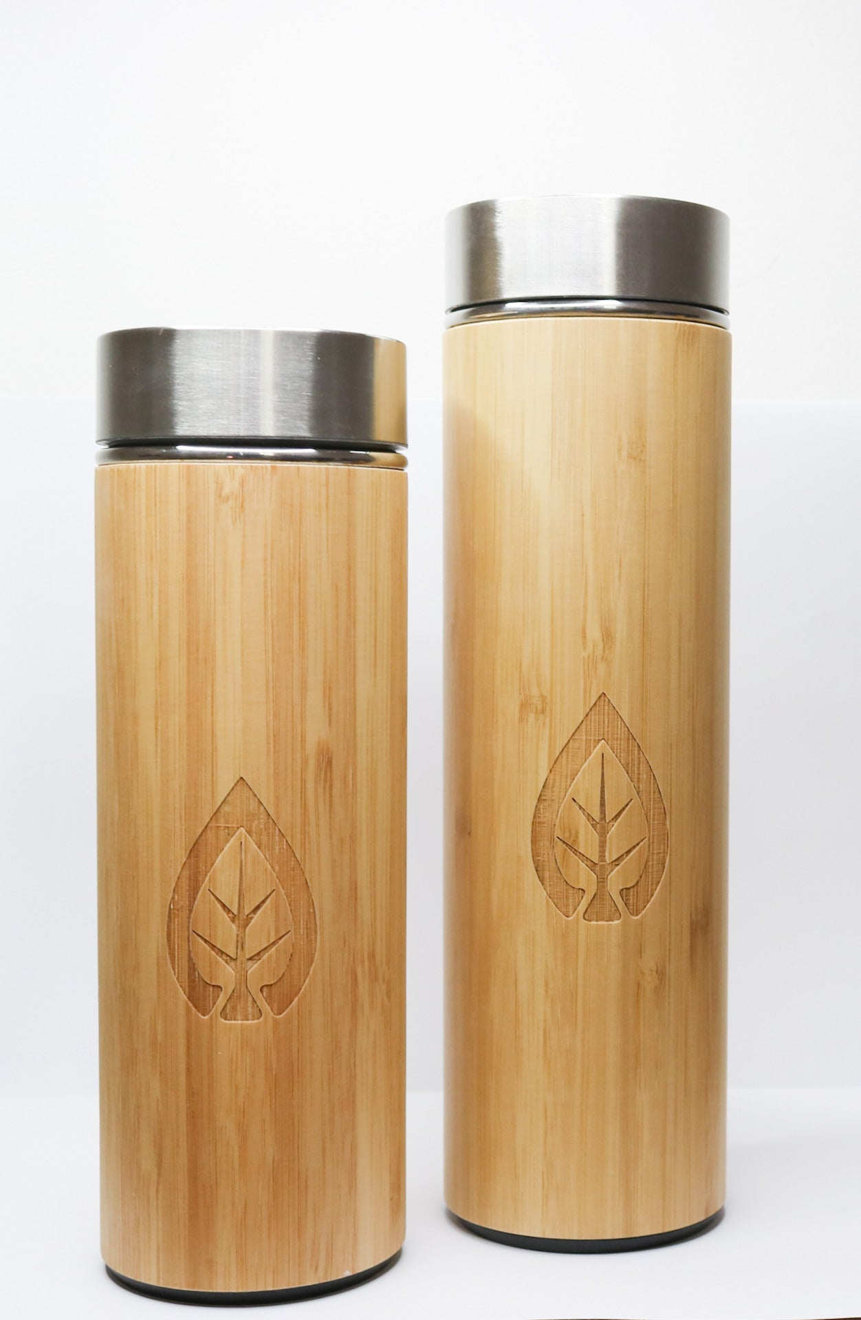 Bamboo Water Bottle 420ml