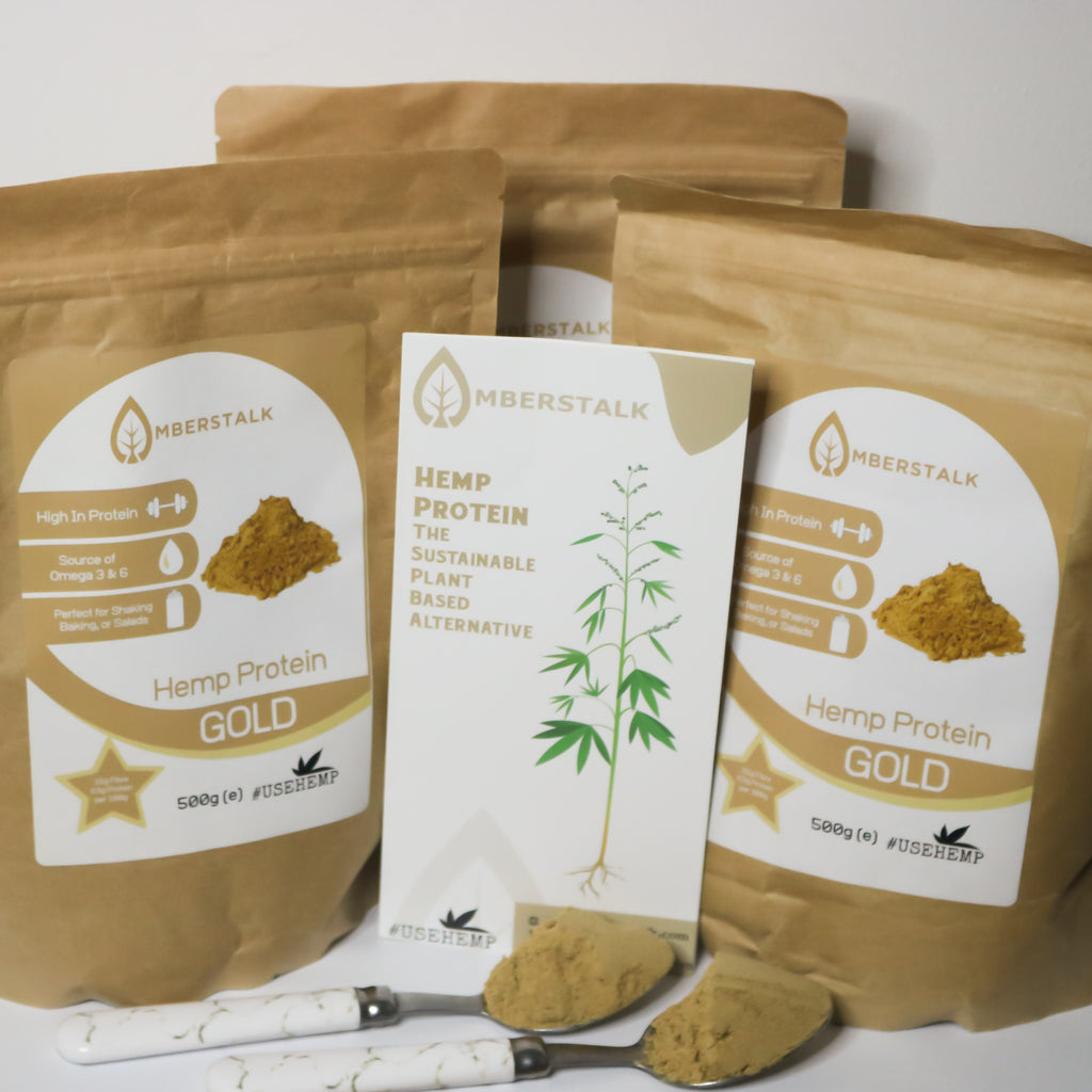 Hemp Protein Bundle 3 pack