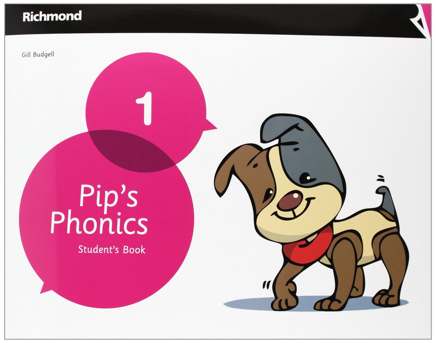 Pips Phonics 1: Student's book (Libro en Inglés) - Richmond