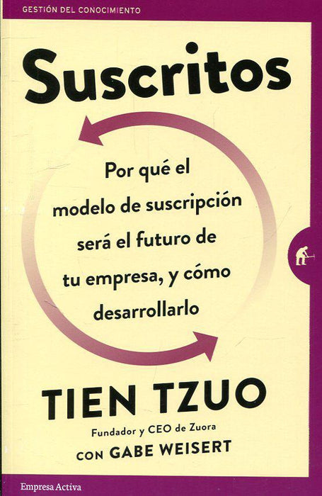 Suscritos - Tien Tzuo
