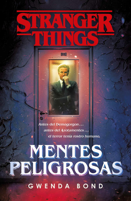 Mentes Peligrosas (Stranger Things) - Gwenda Bond