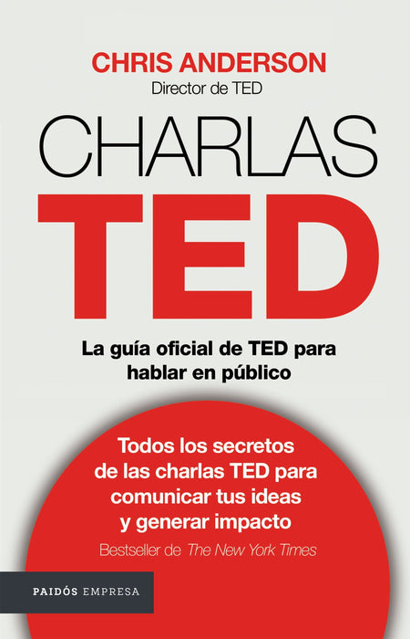 Charlas Ted - Chris Anderson
