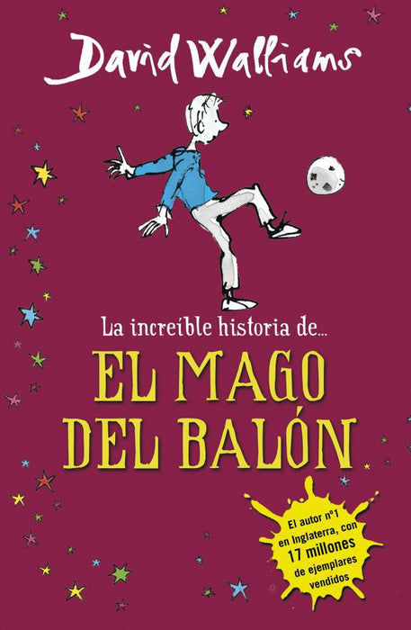 Mago del Balon, El - David Walliams