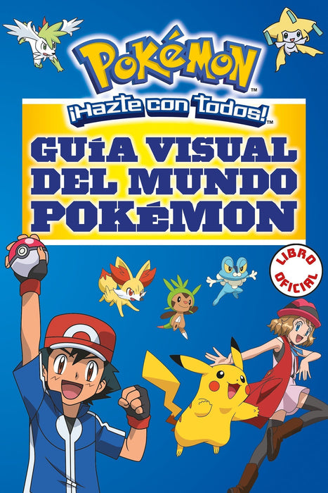 Guía Visual del Mundo Pokemon