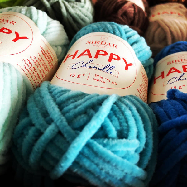 Happy Chenille 15g