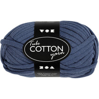 Cotton Tube Yarn 100g