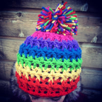 The Crochet Academy - Front and Back Post Trebles ONLINE Workshops 9th and 14th April