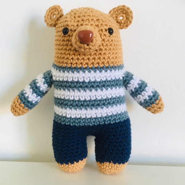Amigurumi 101 ONLINE Workshop, Saturday 29th May, 1-3:30pm