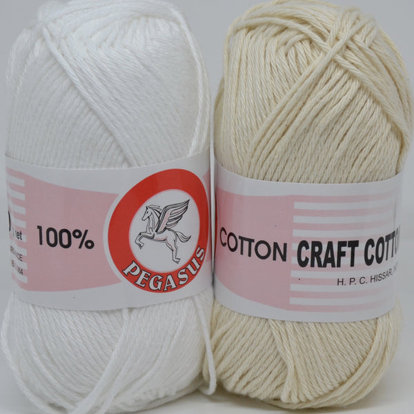 Double Knitting Craft Cotton