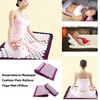 Base yoga Acupressure mat/acupuncture mat for Massage/Wellness/Relaxation and tension release