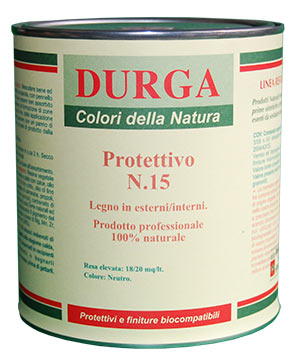 Protettivo 15 (wood protection oil)
