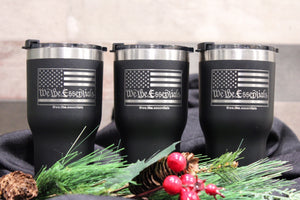 NEW - We The Essentials Tumbler