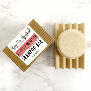 Moonlight Pomegranate Shampoo Bar | Sulphate Free