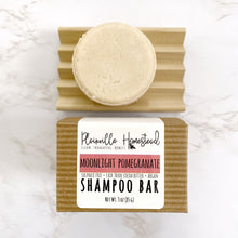 Load image into Gallery viewer, Moonlight Pomegranate Shampoo Bar | Sulphate Free