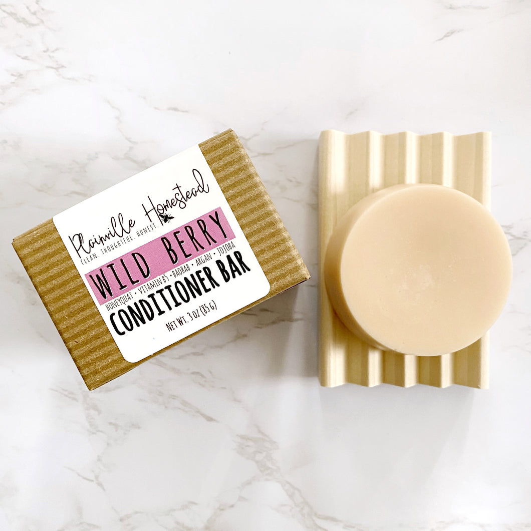 Wild Berry Conditioner Bar