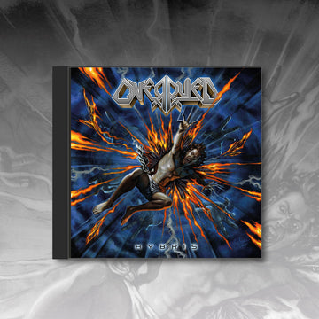 Overruled - Hybris (CD)