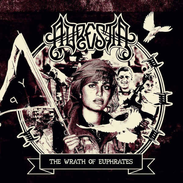 Adrestia - The Wrath of Euphrates (CD)
