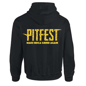 Pitfest Zippered Hoodie