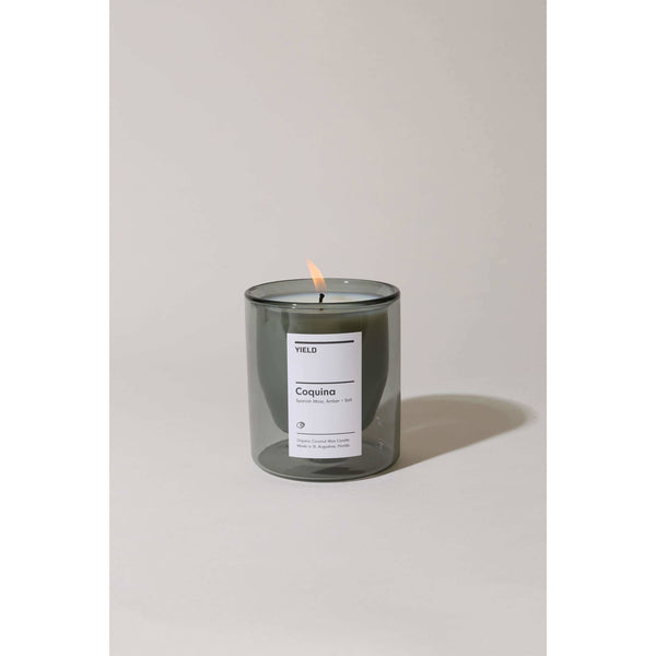 YIELD - 6 oz Coquina Double-Wall Candle