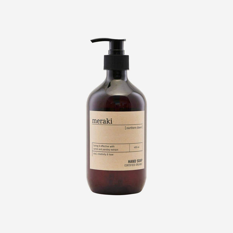Society of Lifestyle - Hand Soap, Northern Dawn - Brik + Clik