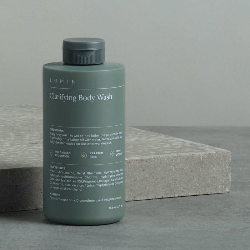 Clarifying Body Wash - Brik + Clik