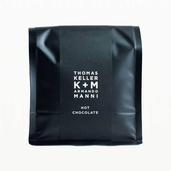 K+M Extravirgin Chocolate - Hot Chocolate - Brik + Clik