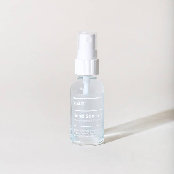 YIELD - 1oz Hydrating Hand Sanitizer Spray (3 Scent Options)
