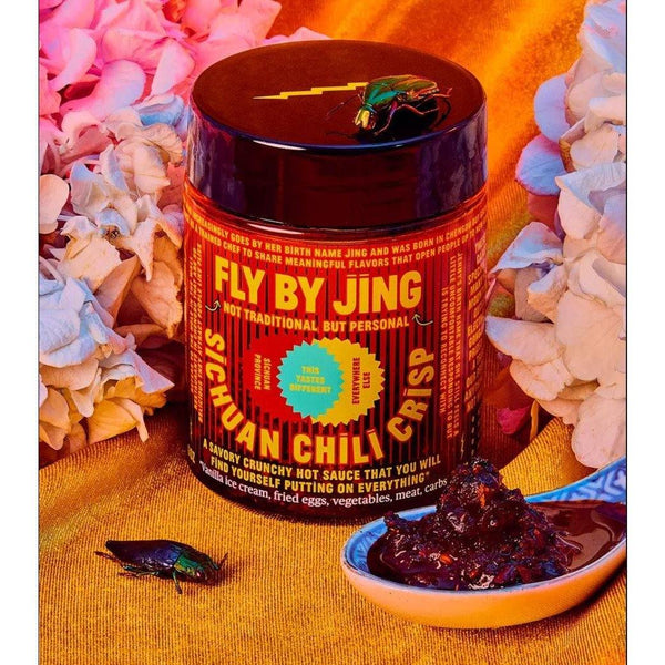 Fly By Jing - Sichuan Chili Crisp