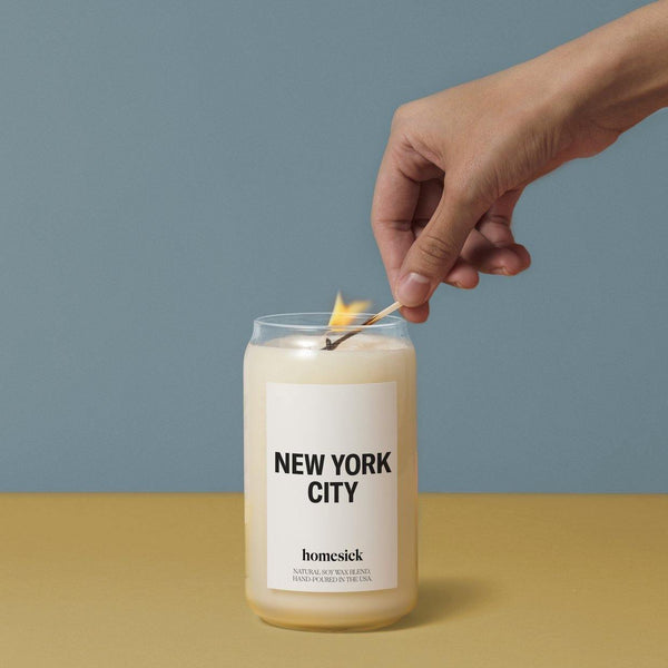 New York City Candle - Brik + Clik