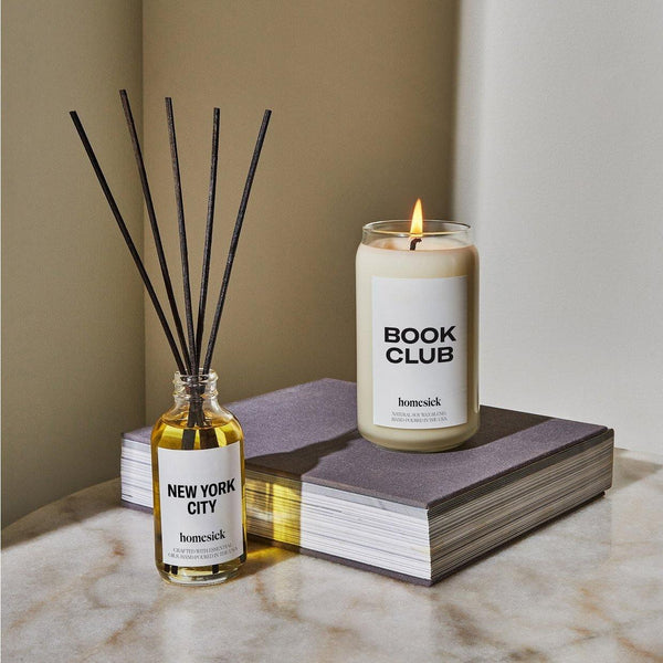 New York City Reed Diffuser - Brik + Clik