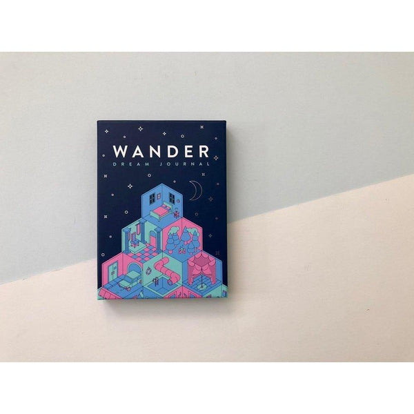 Wander Dream Journal - Brik + Clik
