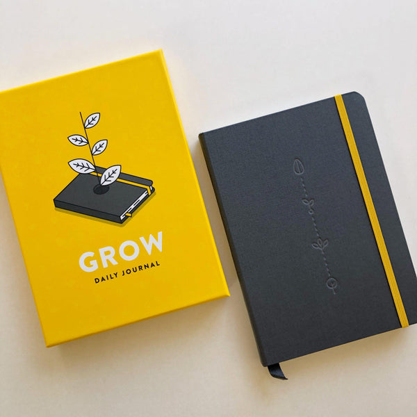 Grow Daily Journal - Brik + Clik
