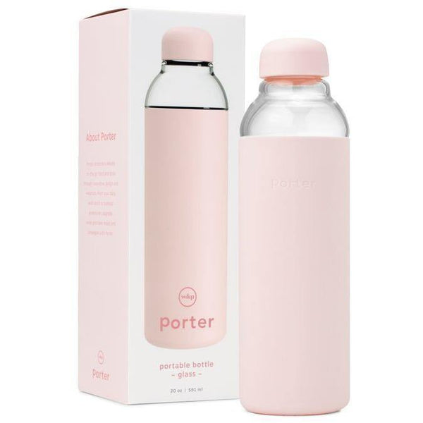Porter Bottle - Blush - Brik + Clik