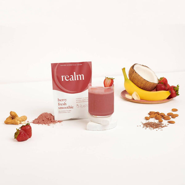 Realm Berry Fresh Smoothie - Brik + Clik