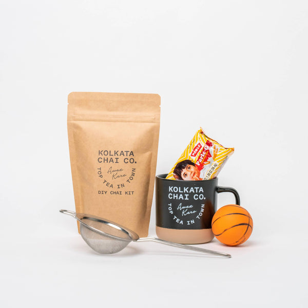 """Drinks Chai Once"" Gift Box - Brik + Clik"