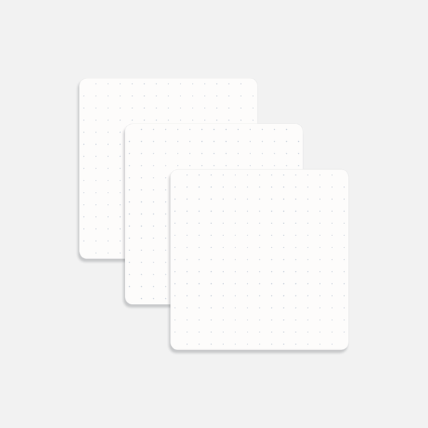 Nomad Sticky Notes - Brik + Clik