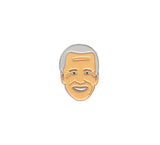 Joe Biden Enamel Pin