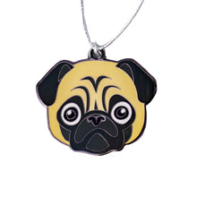 Load image into Gallery viewer, Pug Ornament