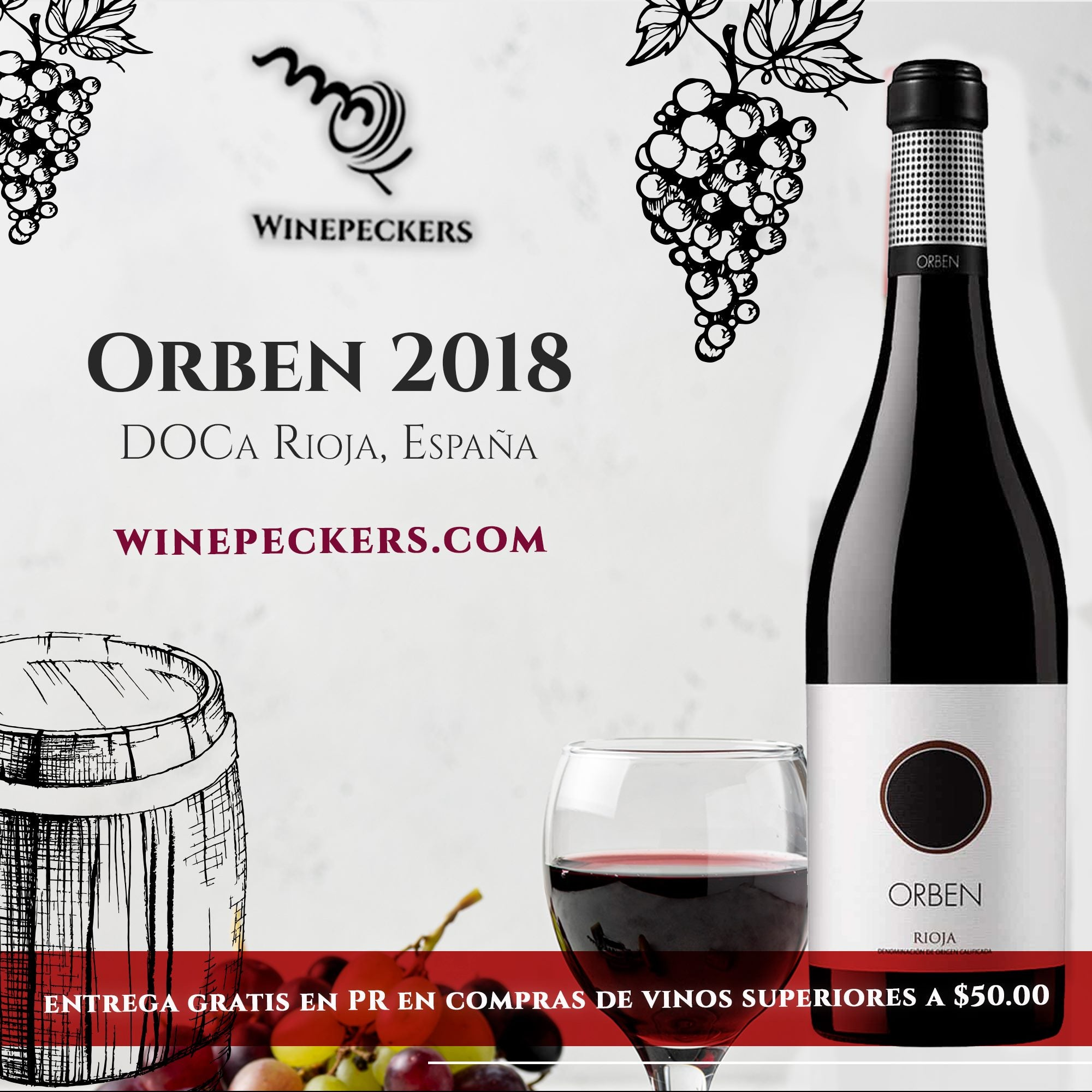 Orben / Rioja (91points WS)