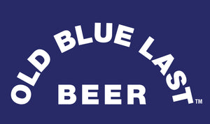 Old Blue Last Beer