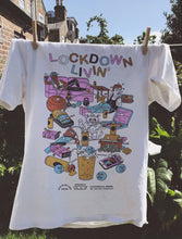 Load image into Gallery viewer, Lockdown Livin' T-Shirt