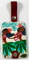 Luggage Tag Duo - Aloha