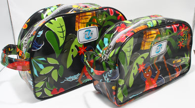 TBD - Aloha Double Slicker Classic Toiletry Bag