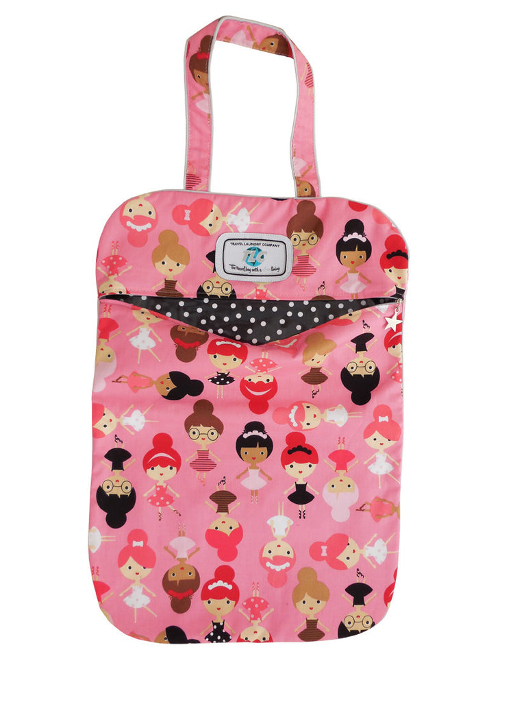 SL Ballerina Slicker Laundry Bag