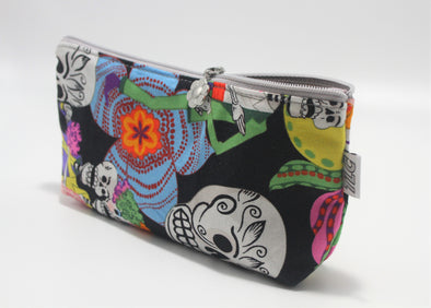 "CIGSL- Folklorico ""Cigar"" Cosmetics/Tampon Slicker Bag"