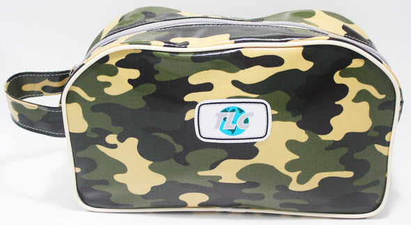 TBD - Camo Double Slicker Classic Toiletry Bag